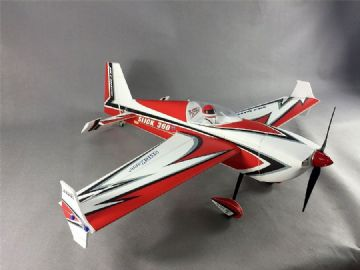 "Skywing 48"" Slick 360 - B in Red, White and Black"